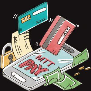 درگاه پرداخت MTT Coin